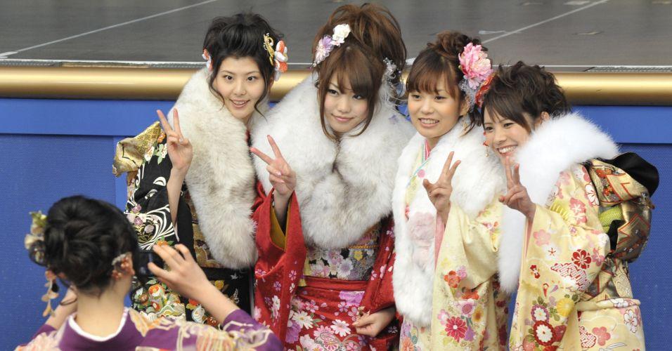 Feriado tradicional no Japão