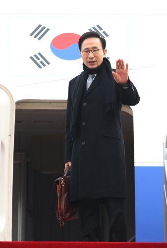 Presidentes da Coreia do Sul e China se encontram