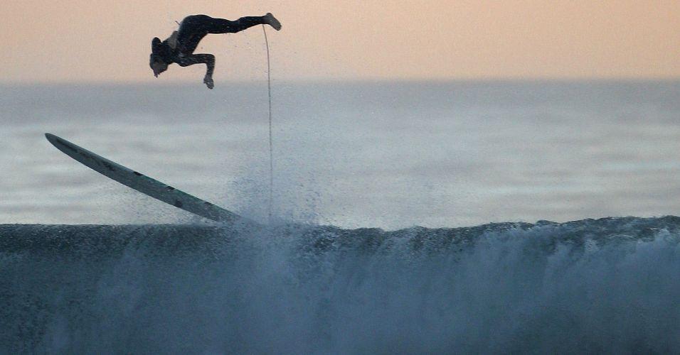 Surfista nos EUA