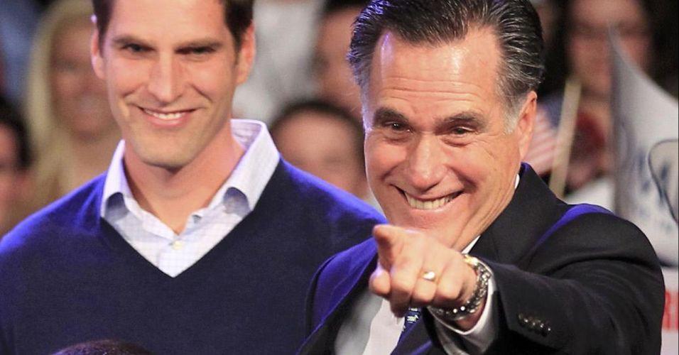 Romney vence primárias republicanas nos EUA