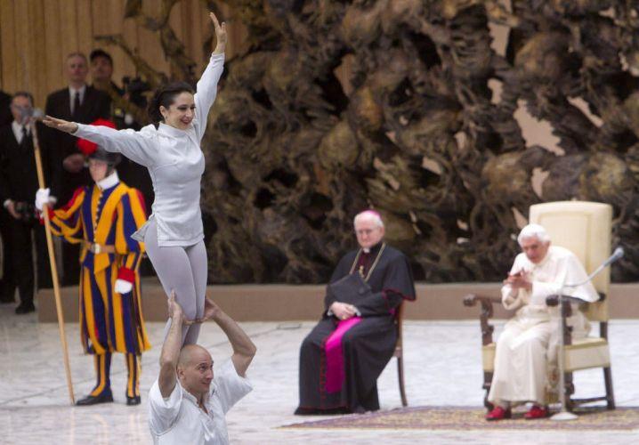 Circo no Vaticano