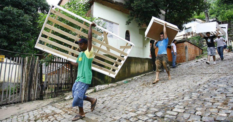 Tragédia em Sapucaia (RJ)