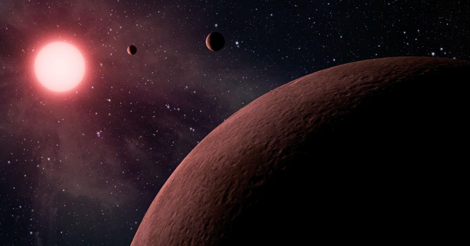 Novos planetas