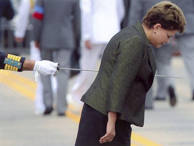 Dilma vale prêmio