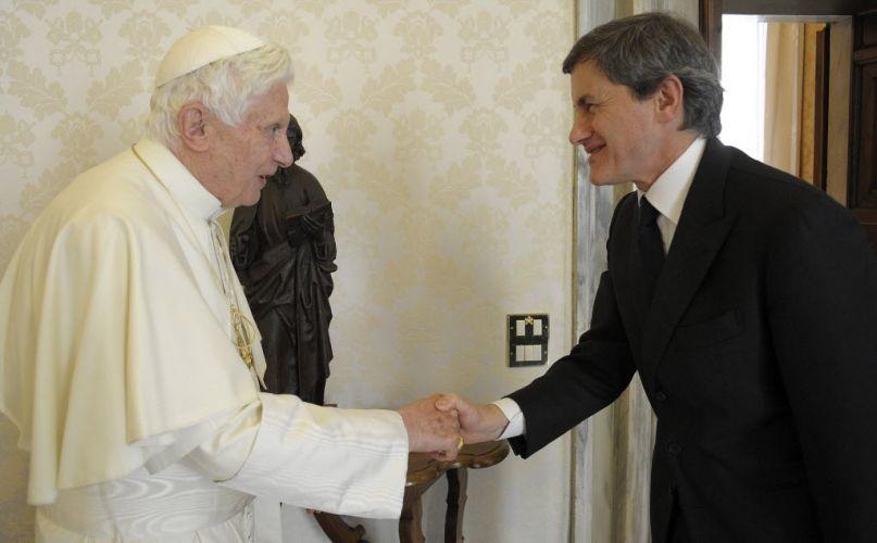 Papa na Itália