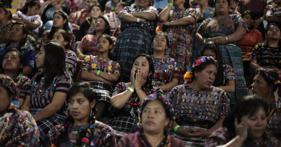 Novo presidente guatemalteco