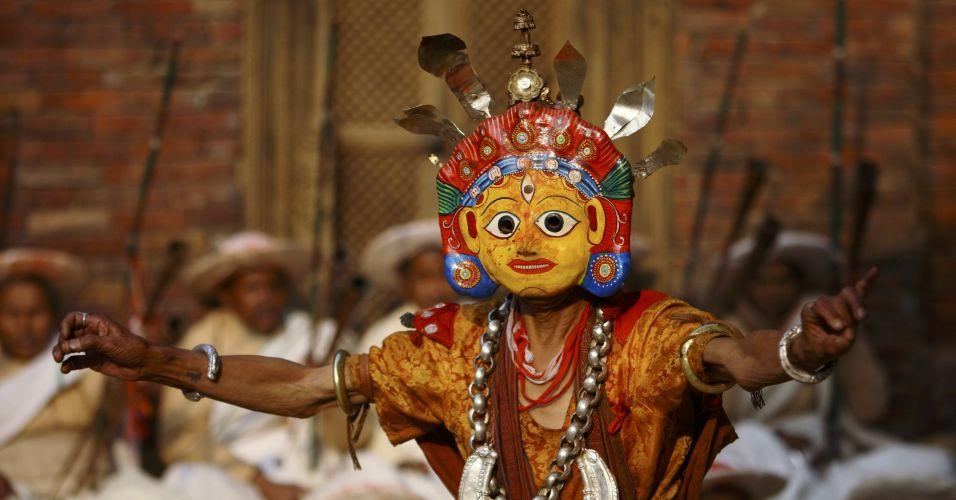 Festival no Nepal