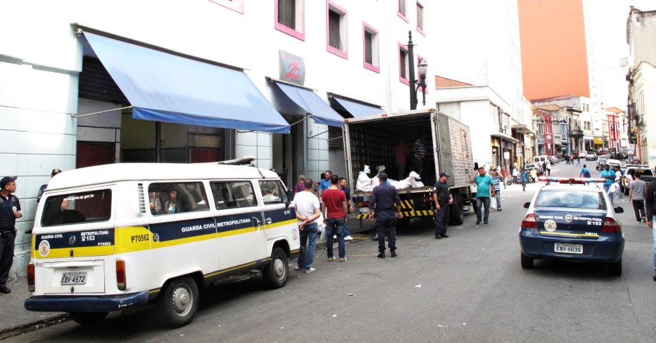 Operação da prefeitura