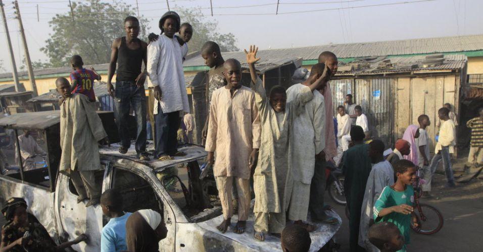 Ataque na Nigéria