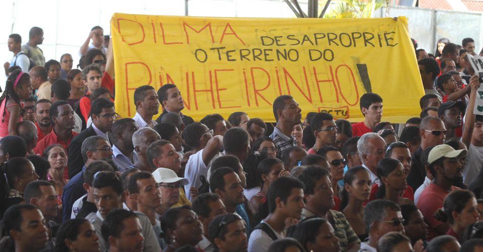 Protesto em Salvador (BA)