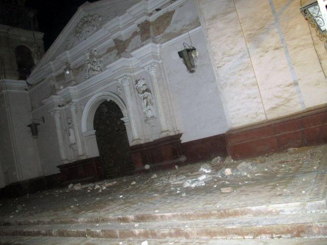Terremoto (Peru)
