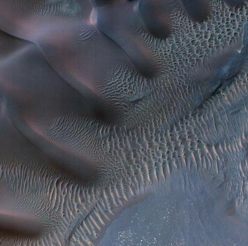 Cratera Noachis Terra