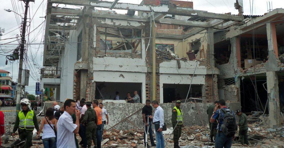 Ataque à bomba (Colômbia)