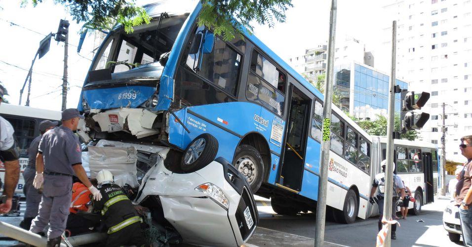 Acidente São Paulo