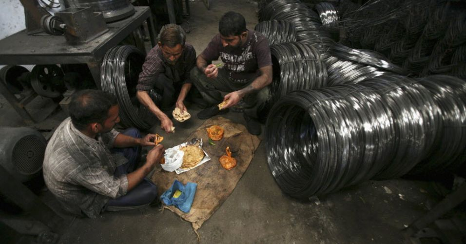 Trabalhadores (Índia)