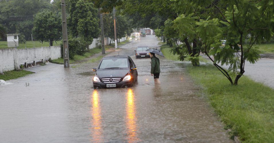 Chuvas no Rio Grande do Sul