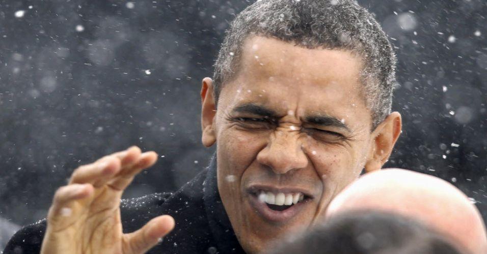 Barack Obama (EUA)