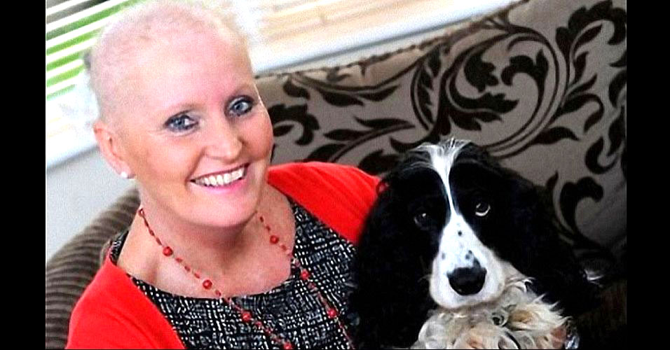 Cadelinha descobre câncer de dona