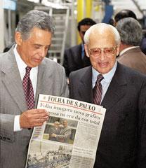 Evelson de Freitas - 4.dez.1995/Folha Imagem